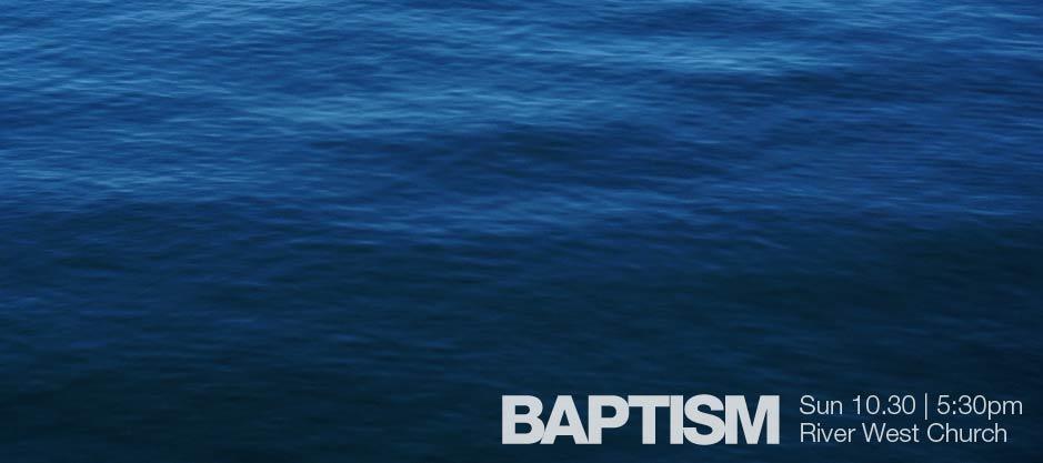 homepage | web banner | baptism