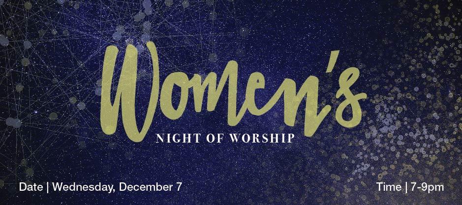 homepage   web banner   women's night of worship 2016